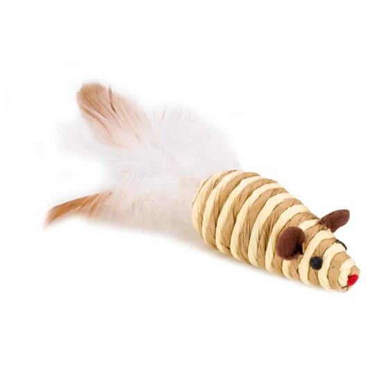 Petface Catkins Sisal Mouse