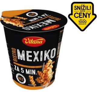 Vitana Bistro Těstoviny Mexiko 66g