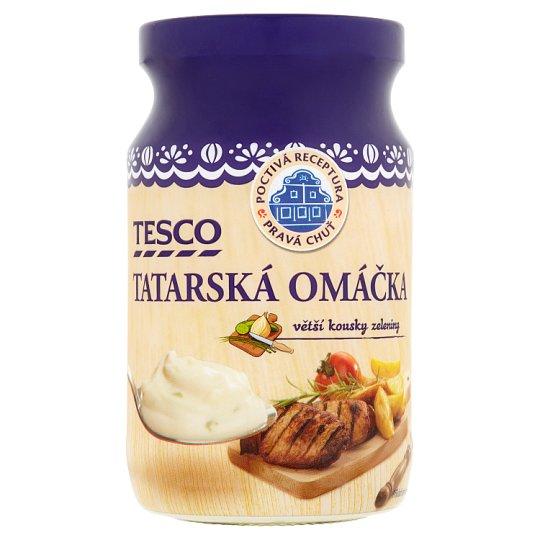 Tesco Tartar Sauce 225ml