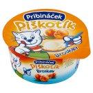Pribináček Piškotík Peach 100g