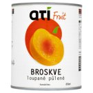 Ati Fruit Peeled Peach Halves 850ml