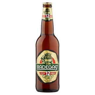 Radegast Purely Bitter 12 Bright Lager Beer 0.5L