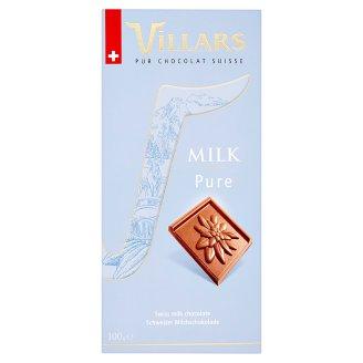 Villars Švýcarská mléčná čokoláda 100g