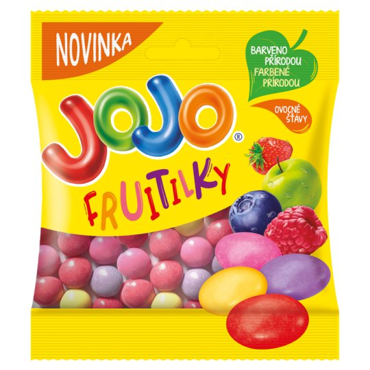 JOJO Fruitilky sladké 60g
