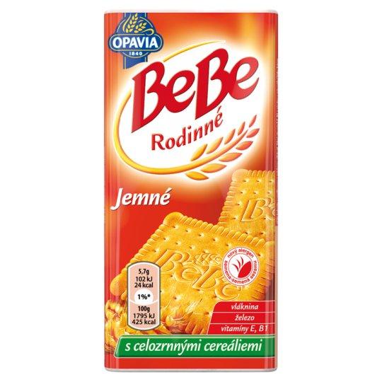 Opavia BeBe Rodinné Fine with Whole Grain Cereals 130g