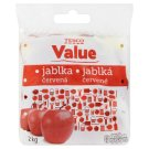 Tesco Value Apples Red 2kg