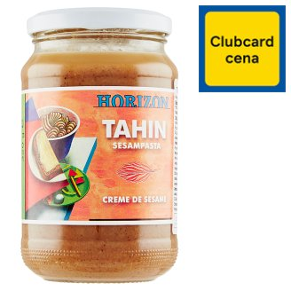 Horizon Tahini bez soli bio 350g
