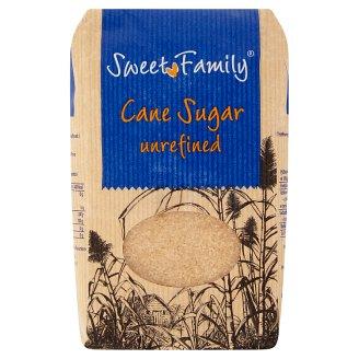 Sweet Family Cane Sugar Unrefined 1kg