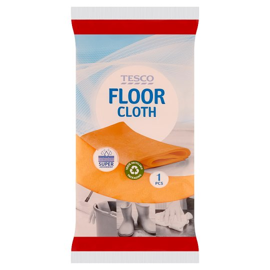 Tesco Floor Cloth 1 pc