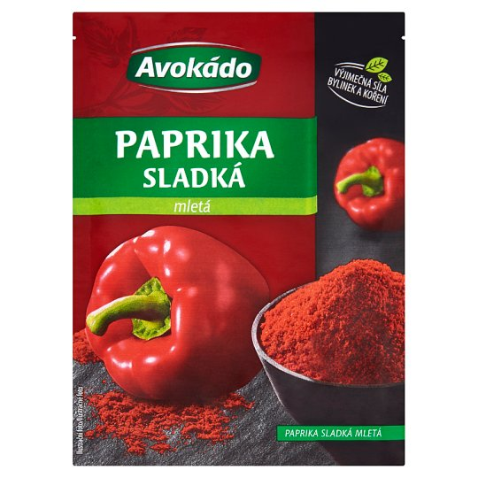 Avokádo Sweet Pepper Ground 25g