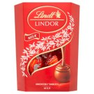 Lindt Lindor Milk Chocolate with Smooth Cream Filling 50g
