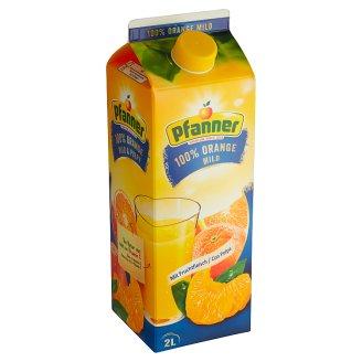 Pfanner 100% pomerančová šťáva s dužninou 2l