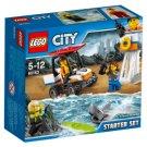 LEGO City Pobřežní hlídka - začátečnická sada 60163