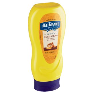 Hellmann's Gourmet Mustard with 8 Kinds of Spices 440g