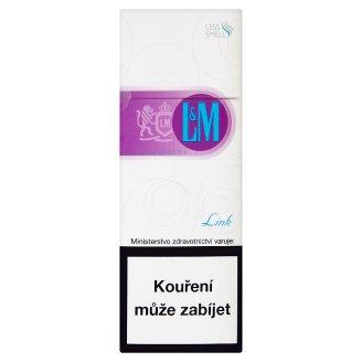 L&M Link cigarety s filtrem 20 ks
