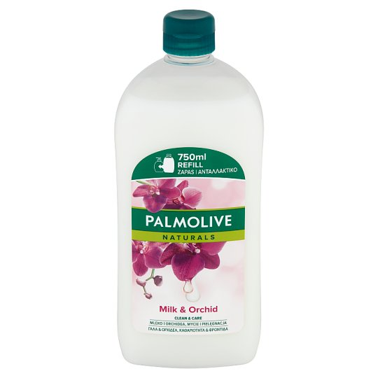 Palmolive Naturals Exotic Orchid tekuté mýdlo 750ml