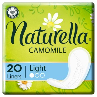 Naturella Camomile Normal Intimky 20x