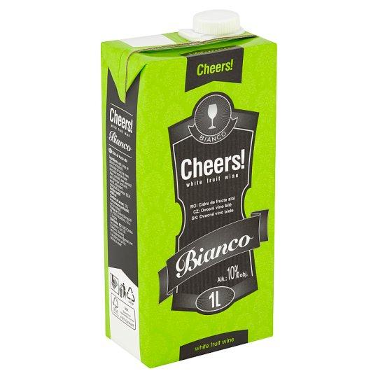 Cheers! Ovocné víno bílé 1l