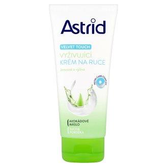 Astrid Velvet Touch Vyživující krém na ruce 100ml