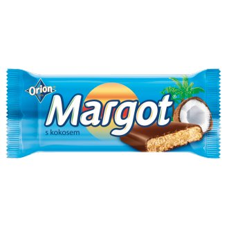 ORION Margot Tyčinka s kokosem 100g