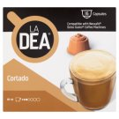 La Dea Cortado kávové kapsle 16 x 6,5g