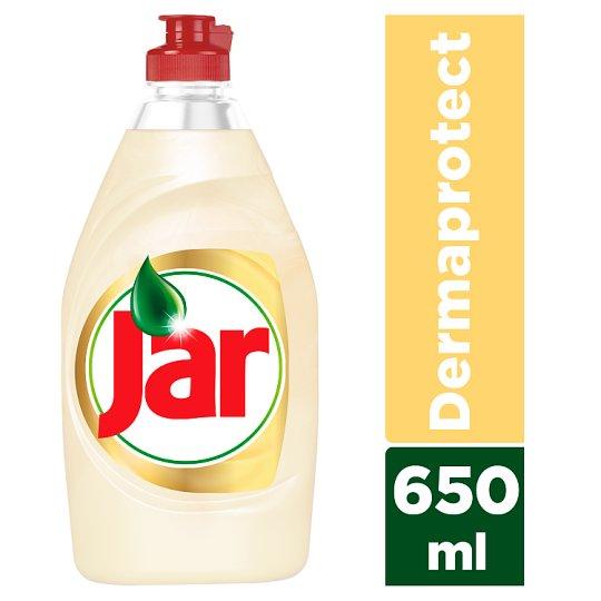 Jar Dermaprotect Prostředek Na Mytí Nádobí Aloe Vera & Coconut 650 ml