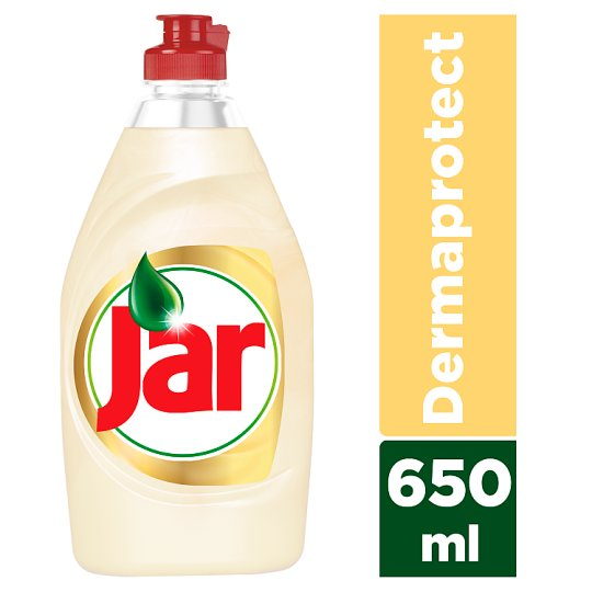 Jar Dermaprotect Washing Up Liquid Aloe Vera & Coconut 650ml