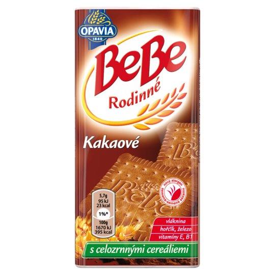Opavia BeBe Rodinné Cocoa with Whole Grain Cereals 130g