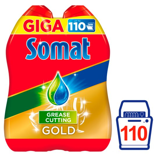Somat Gold Grease Cutting 2 x 990ml