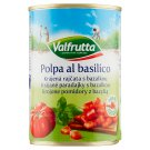 Valfrutta Sliced ​​Tomatoes with Basil 400g