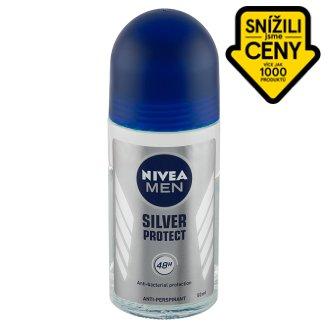Nivea Men Silver Protect Antiperspirant Roll-On 50ml