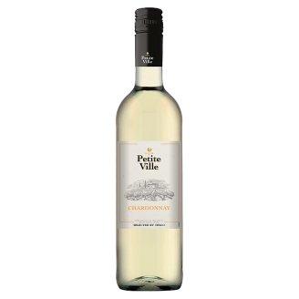 Petite Ville Chardonnay víno bílé suché 750ml