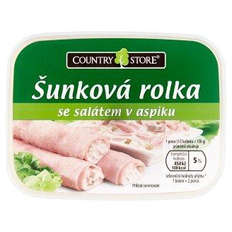 Country Store Šunková rolka se salátem v aspiku 200g