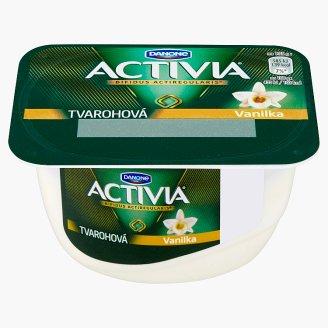 Danone Activia Tvarohová vanilka 135g