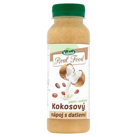 Kalma Real Food Kokosový nápoj s datlemi 250ml