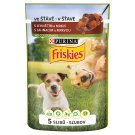 Friskies PES VitaFit Pocket with Lamb and Carrot in Juice 100g