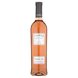 Ludwig Frankovka André Rosé pozdní sběr víno polosuché 0,75l