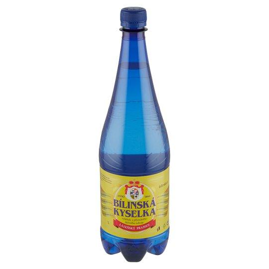 Bílinská Kyselka Natural Mineral Water 1L