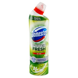 Domestos Total Hygiene Lime Fresh WC Gel 700ml