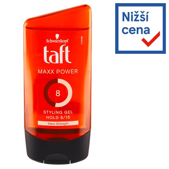 Taft Looks gel Maxx Power Maxx Hold 150ml