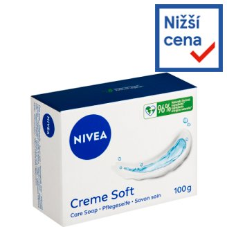 Nivea Creme Soft Care Soap 100g