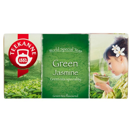 TEEKANNE Green Jasmine, World Special Teas, 20 sáčků, 35g