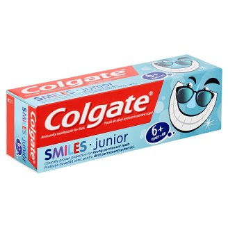 image 1 of Colgate Smiles Junior Toothpaste 50ml