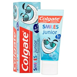 image 2 of Colgate Smiles Junior Toothpaste 50ml