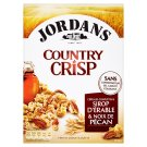 Jordans Country Crisp with Maple Syrup and Pecan Nuts 550g