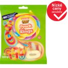 Tesco Candy Carnival Peach Rings Jelly with Peach Flavor 200g