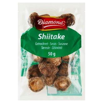 F.W. Tandoori Houževnatec jedlý shi-ta-ke sušené houby 50g