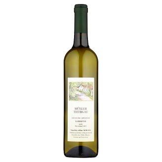 Müller Thurgau jakostní víno s přívlastkem kabinetní suché 0,75l