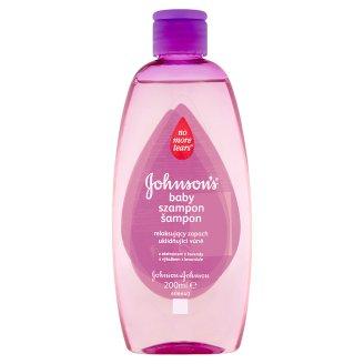 Johnson's Baby Šampon s výtažkem z levandule 200ml