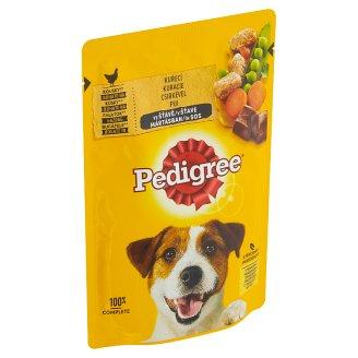 Pedigree Vital Protection Kompletní krmivo pro dospělé psy s kuřecím a zeleninou ve štávě 100g